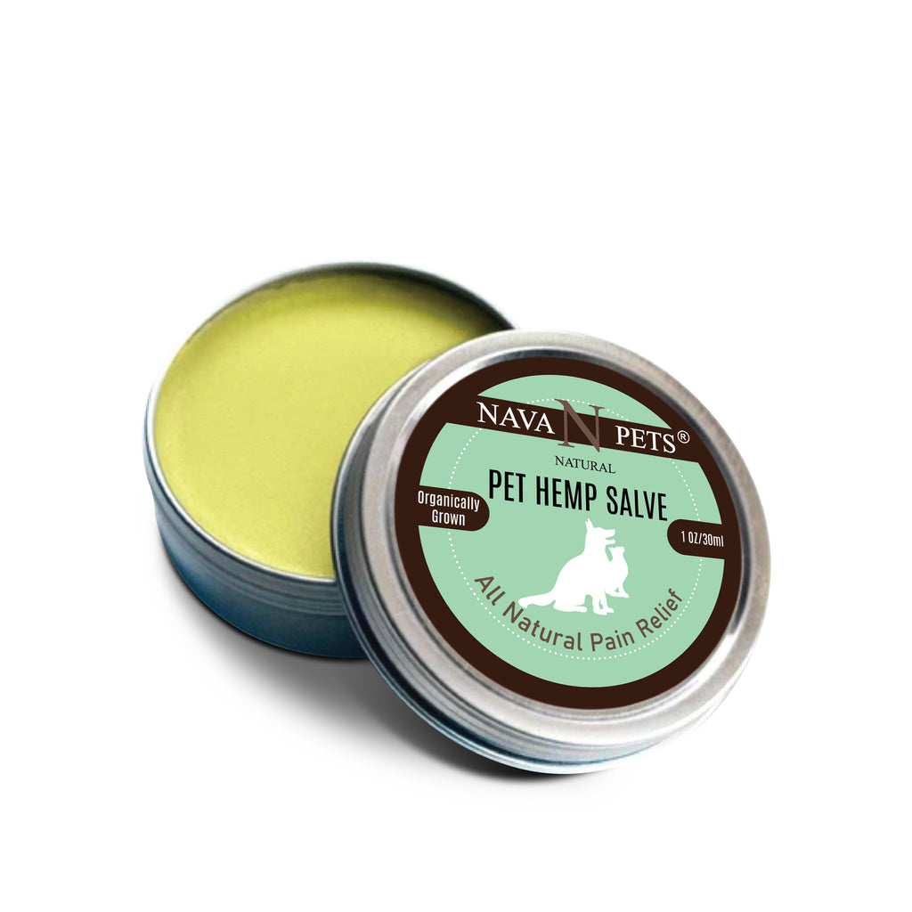 Nava Pets Organic Pet Hemp Salve 1OZ