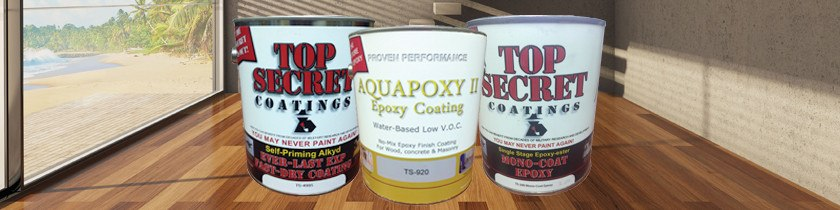Floor Paint & Coatings