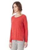 Locker Room Pullover - Eco True Red