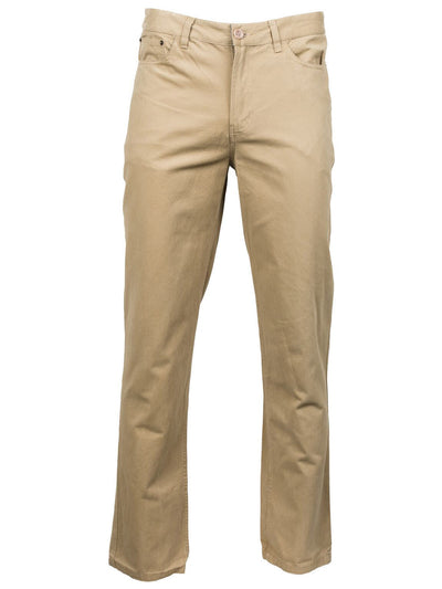 Dominion Organic Cotton Chinos - Tan