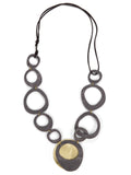 Pedrera Pendant Necklace
