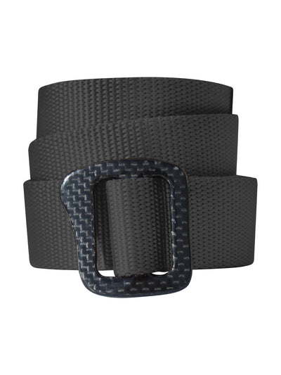 Carbonator Carbon Fiber Belt - Black