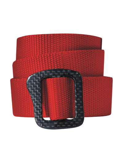 Carbonator Carbon Fiber Belt - Redwood