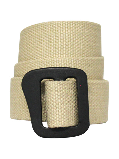 Millennium Ingeo Natural Belt - Bamboo Tan