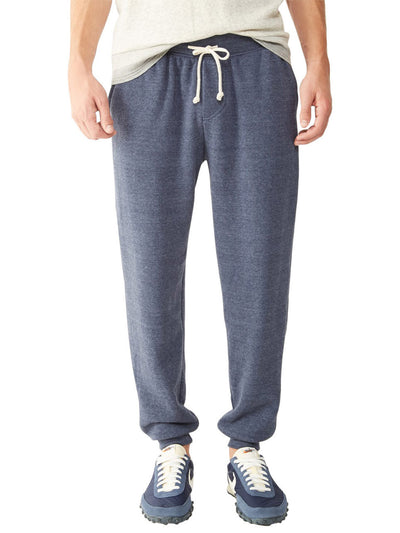 Eco-fleece Dodgeball Pants - Eco True Navy