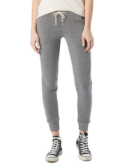 Fleece Jogger - Eco Grey