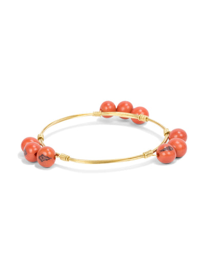 Astoria Bangle Bracelet - Sunset