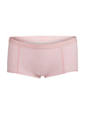 Women's Organic Cotton Boyshort Panties - Pink