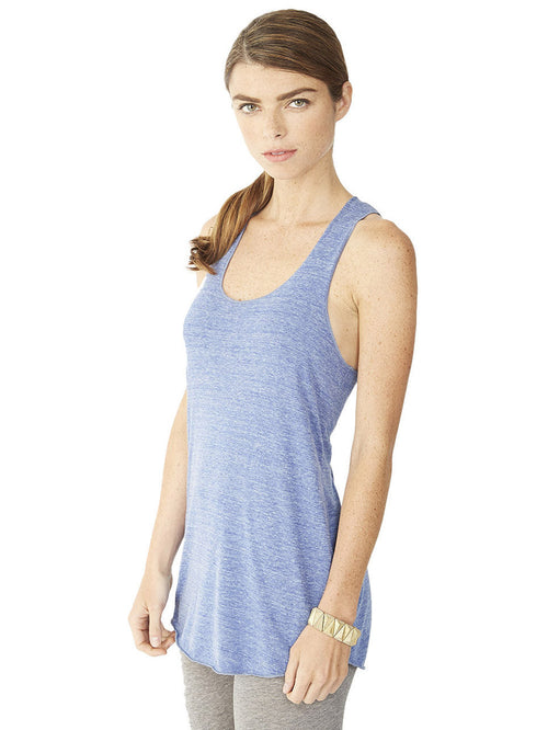 Meegs Eco-Jersey™ Tank Top - Eco Pacific Blue