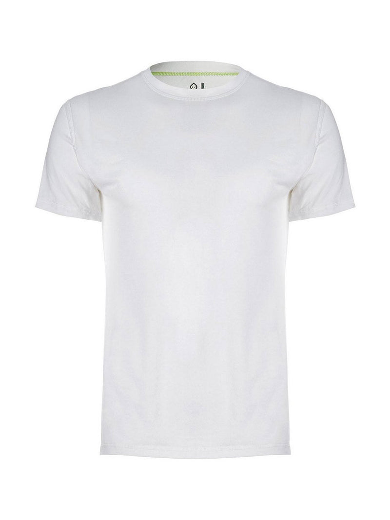 Performance Crew Neck T-shirt - White