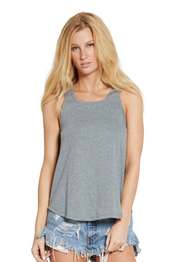 Theadora Tank Top - Heather Grey