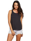 Theadora Tank Top - Black