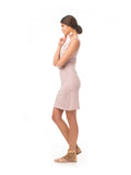 Kristy Organic Cotton Dress - Nirvana