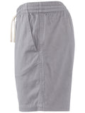 Spence Organic Cotton Shorts - Grey