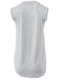 Avalon Tencel Tank - Grey