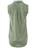 Primrose Organic Cotton Tank - Green