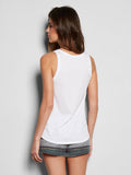 Theadora Tank Top - White