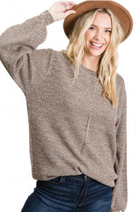 Chic Knit Sweater