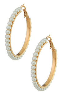 Pearly Hoops