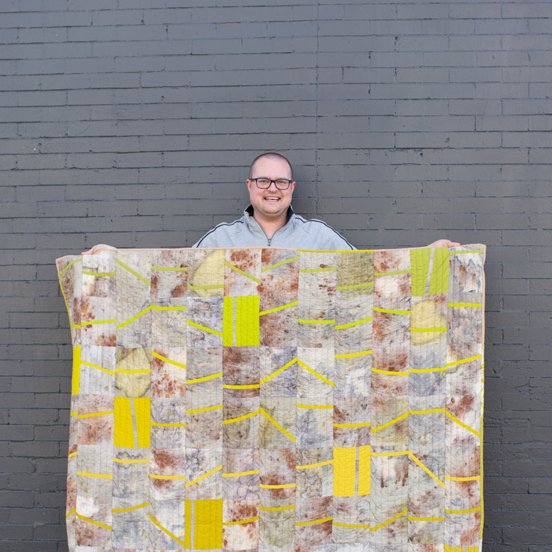 Bob's Quilt Is Heading To QuiltCon