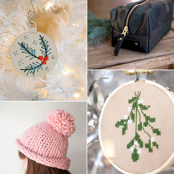 It's Not Too Late: A Last Minute Handmade Gift Guide 2018 Edition
