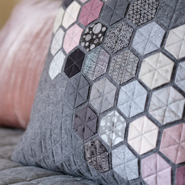 Modern Handcraft Hexi Pillow