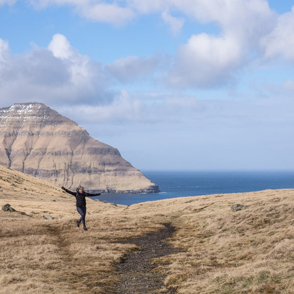 Fancy Tiger Travels to the Faroe Islands, Part 4: Hiking and Landscapes