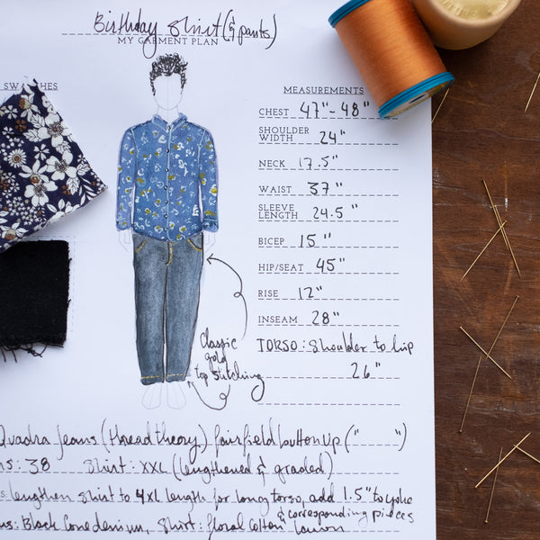 Inclusive Croquis for Your Garment Planning Dreams! (Free Download)