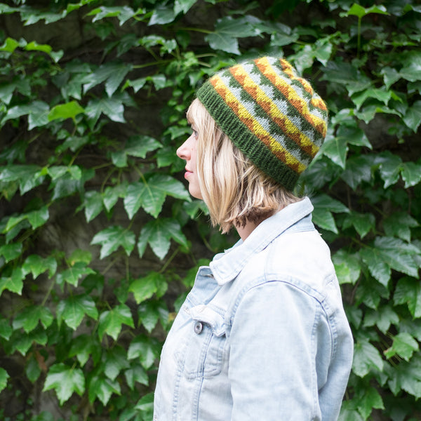 Wool Journey: Eshaness Hat