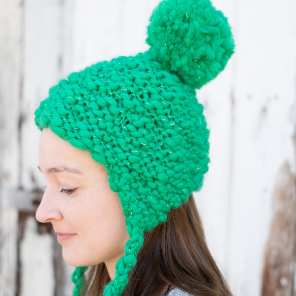Field Trip Hat + Loome Pom-Pom Tutorial