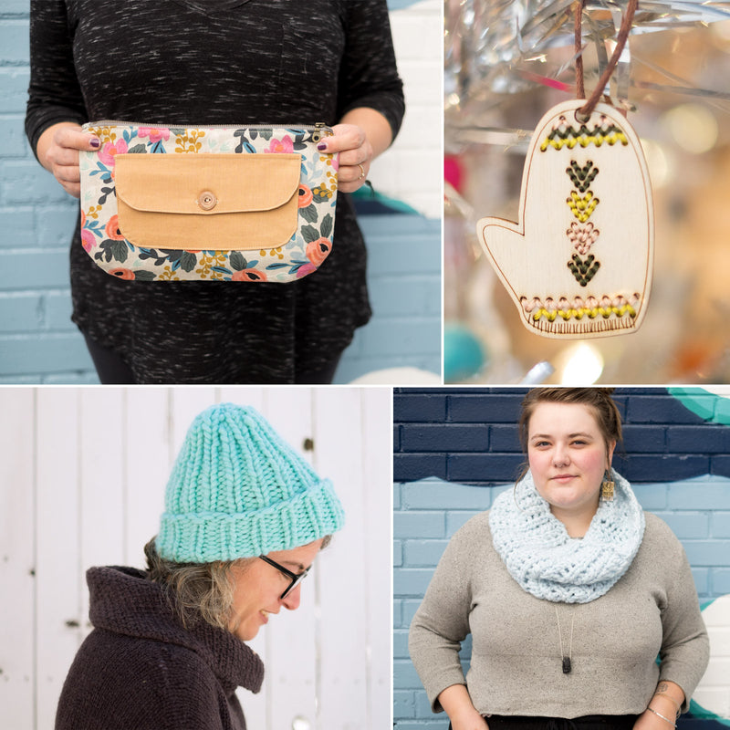 It's Not Too Late: A Handmade Gift Guide!