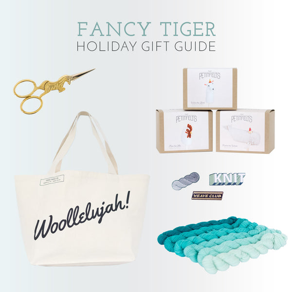Fancy Tiger's Holiday Gift Guide 2016!