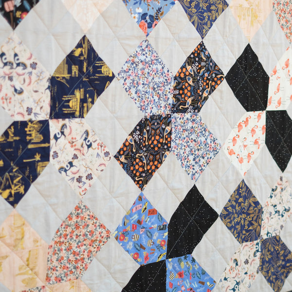 Caitlin's Rifle Paper Co. Quilt
