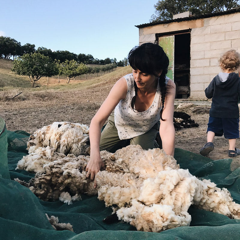 Meet the Maker: Rosa Pomar and Wool Traditions of Portugal