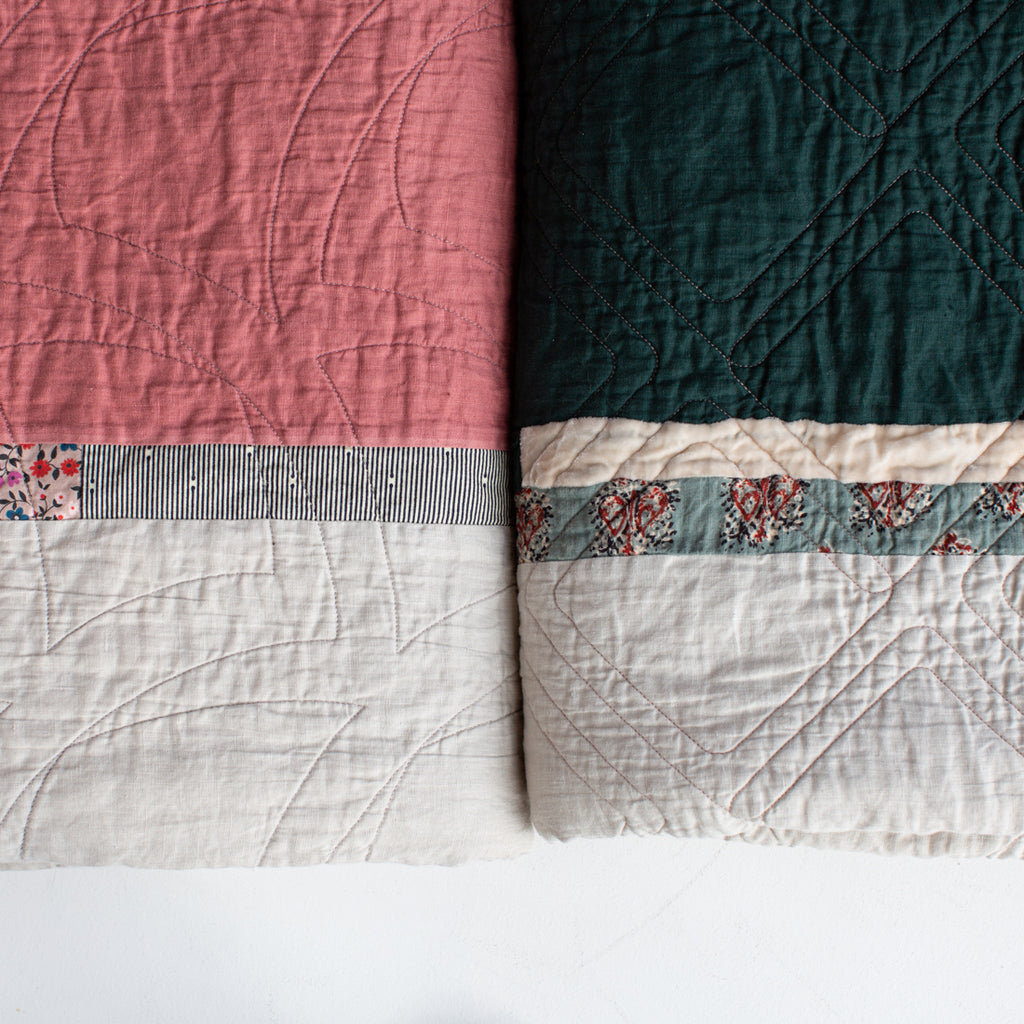 Longarm Quilting and Other Quilt Finishing Services