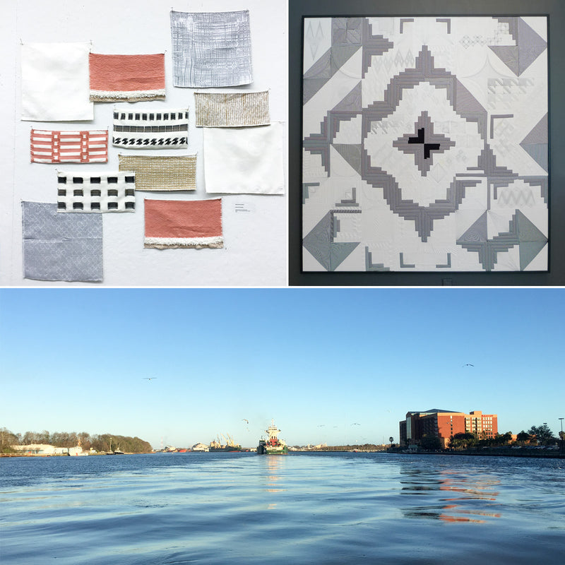 Quiltcon 2017: Savannah + SCAD