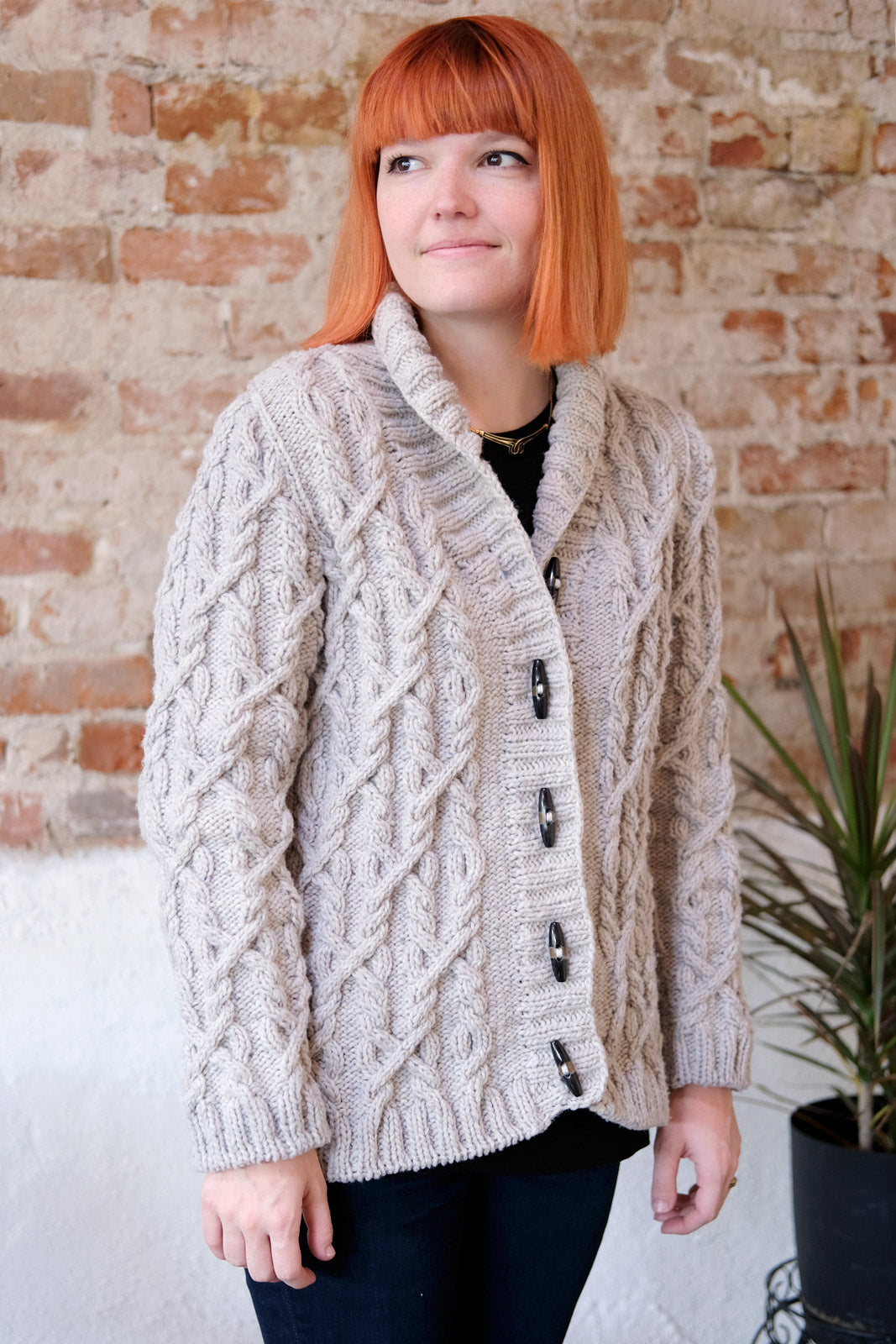 Michele Wang's Snoqualmie Cardigan