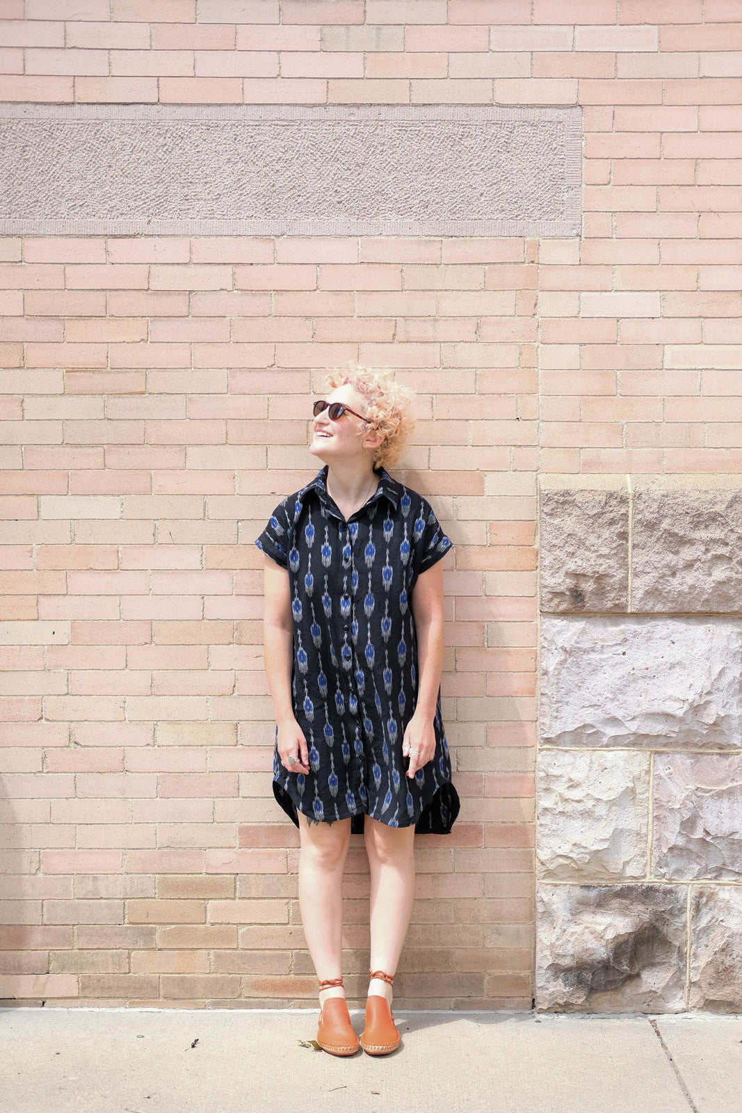 Closet Case Design Kalle Shirtdress