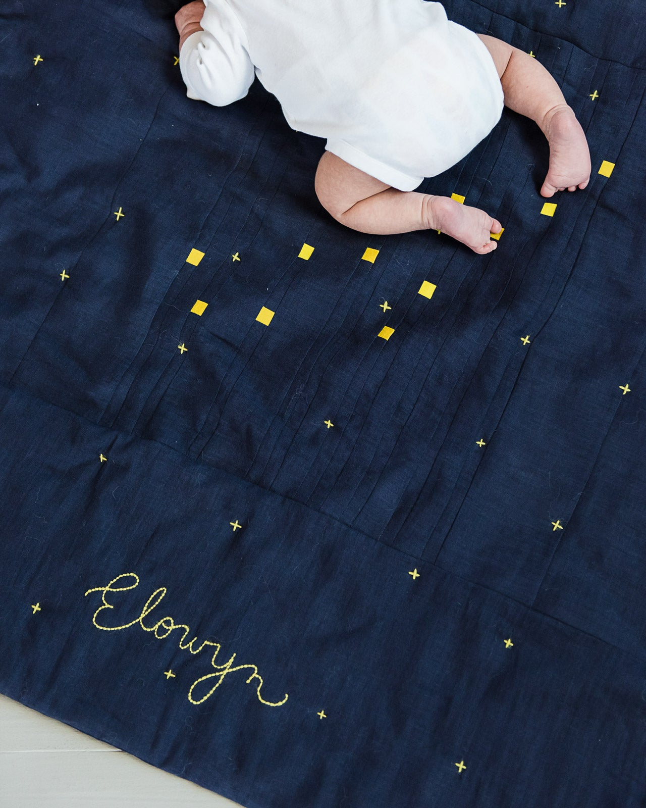 Constellations Baby Blanket