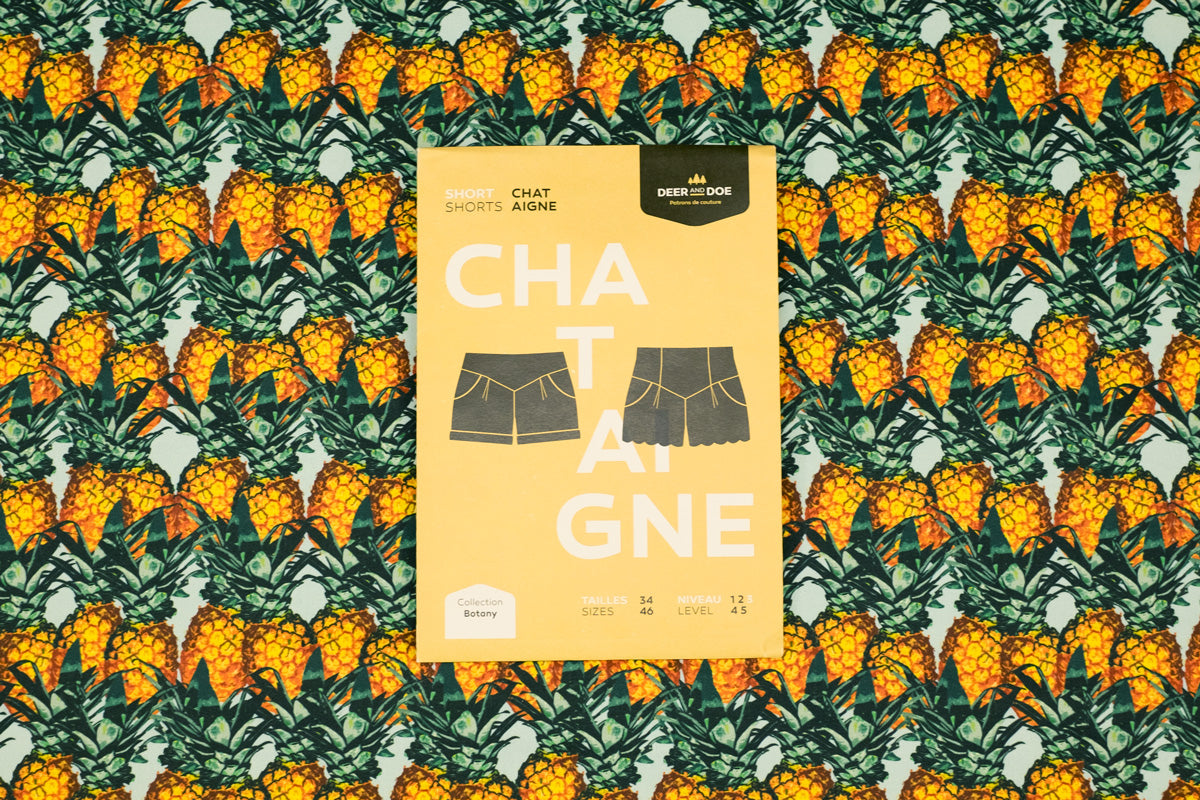 Shorts Chataigne from Deer and Doe