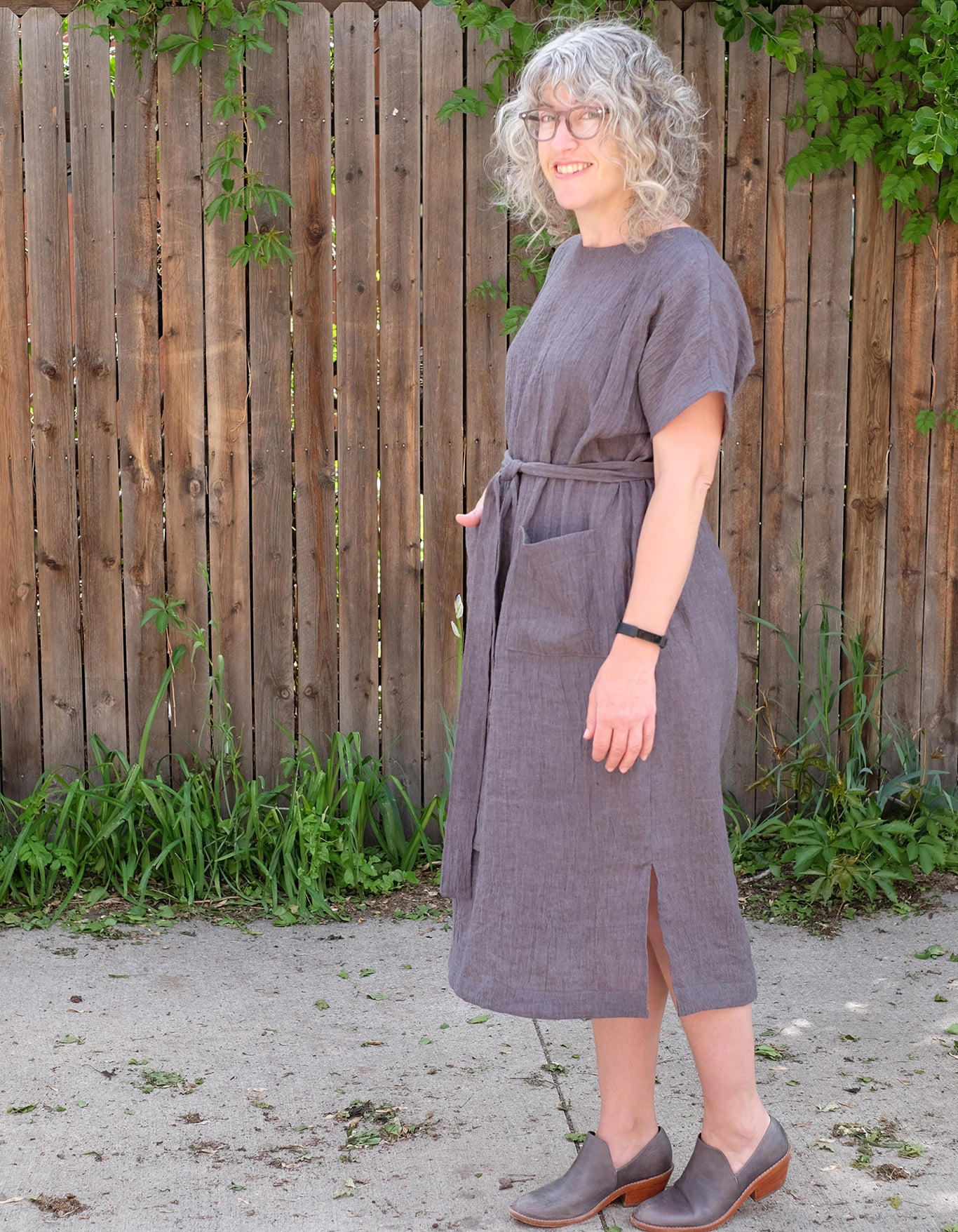 full length wiksten shift dress