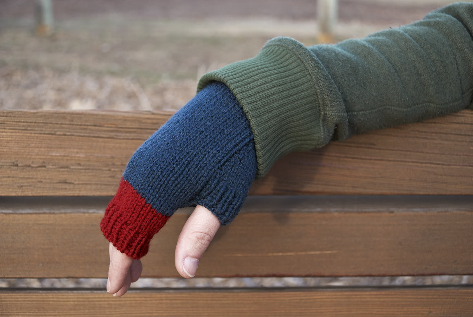 Katy's Amaro Mitts for Rich
