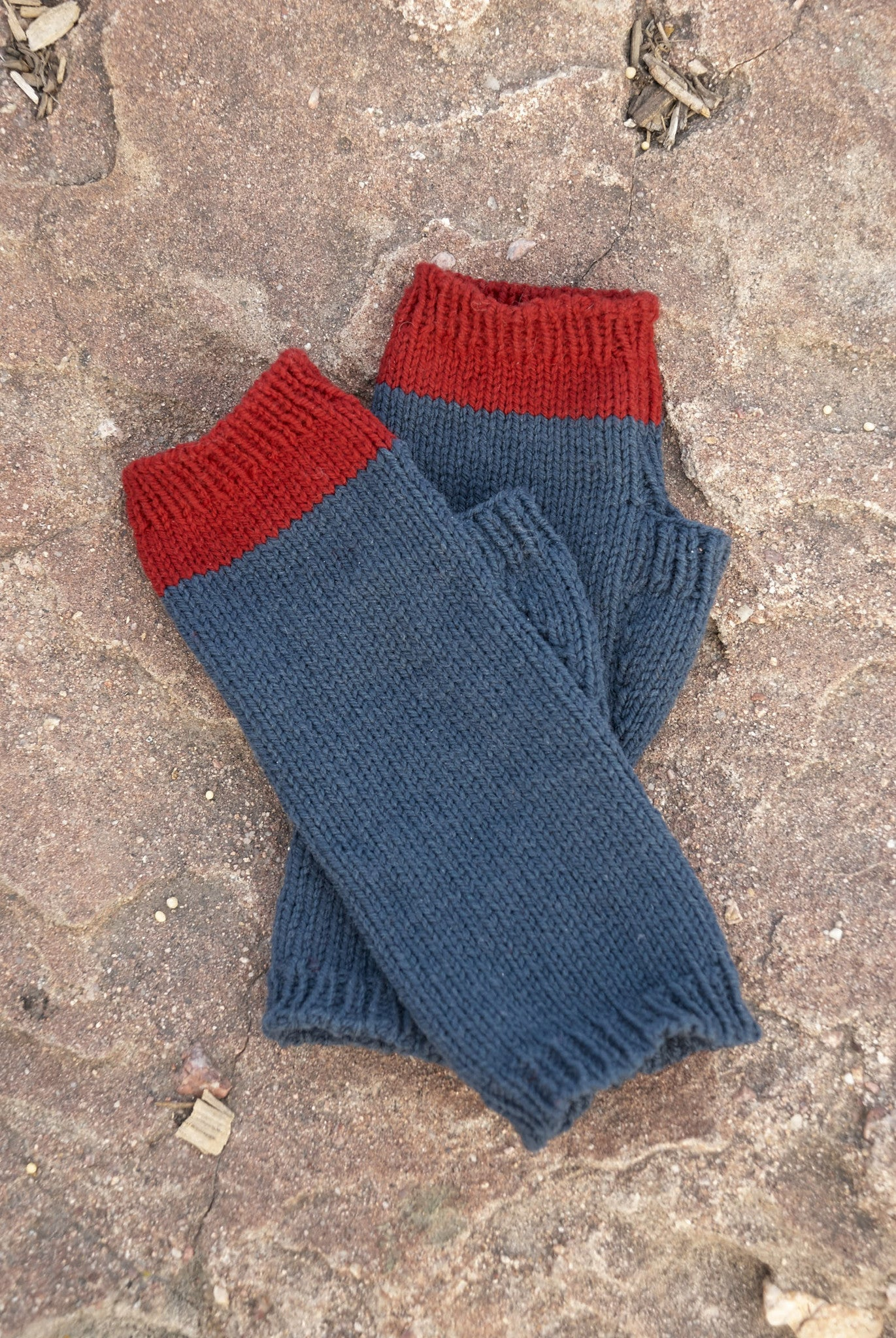 Brooklyn Tweed Mitts