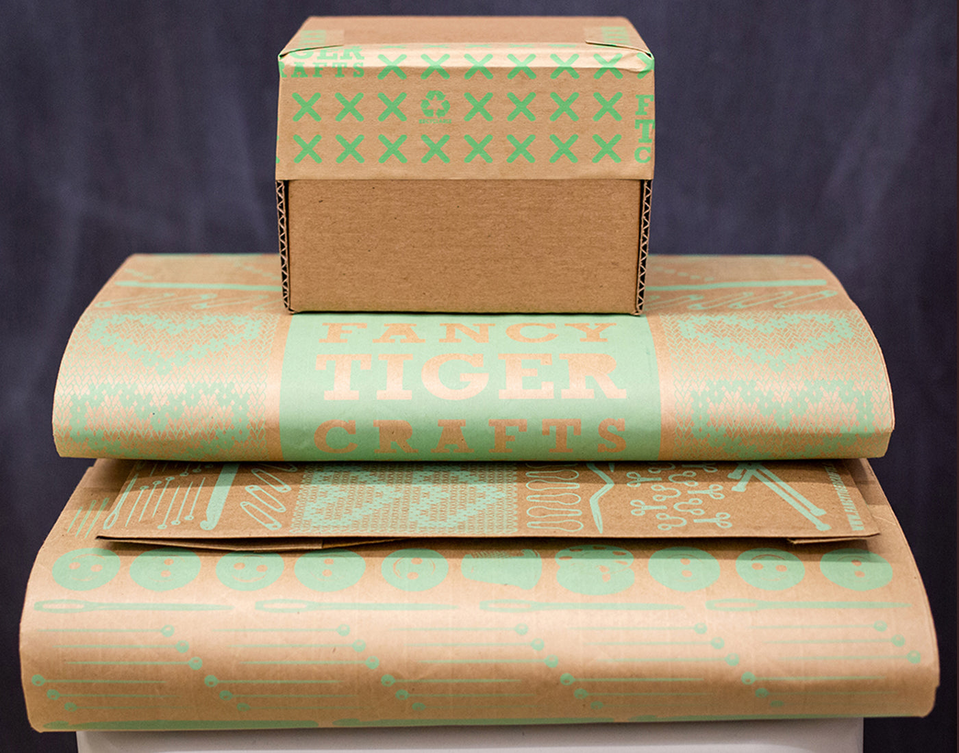 new eco friendly packaging from fancy tiger crafts