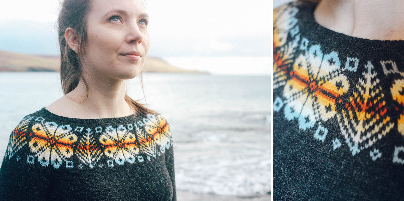 Ella Gordon's Ola Yoke Sweater