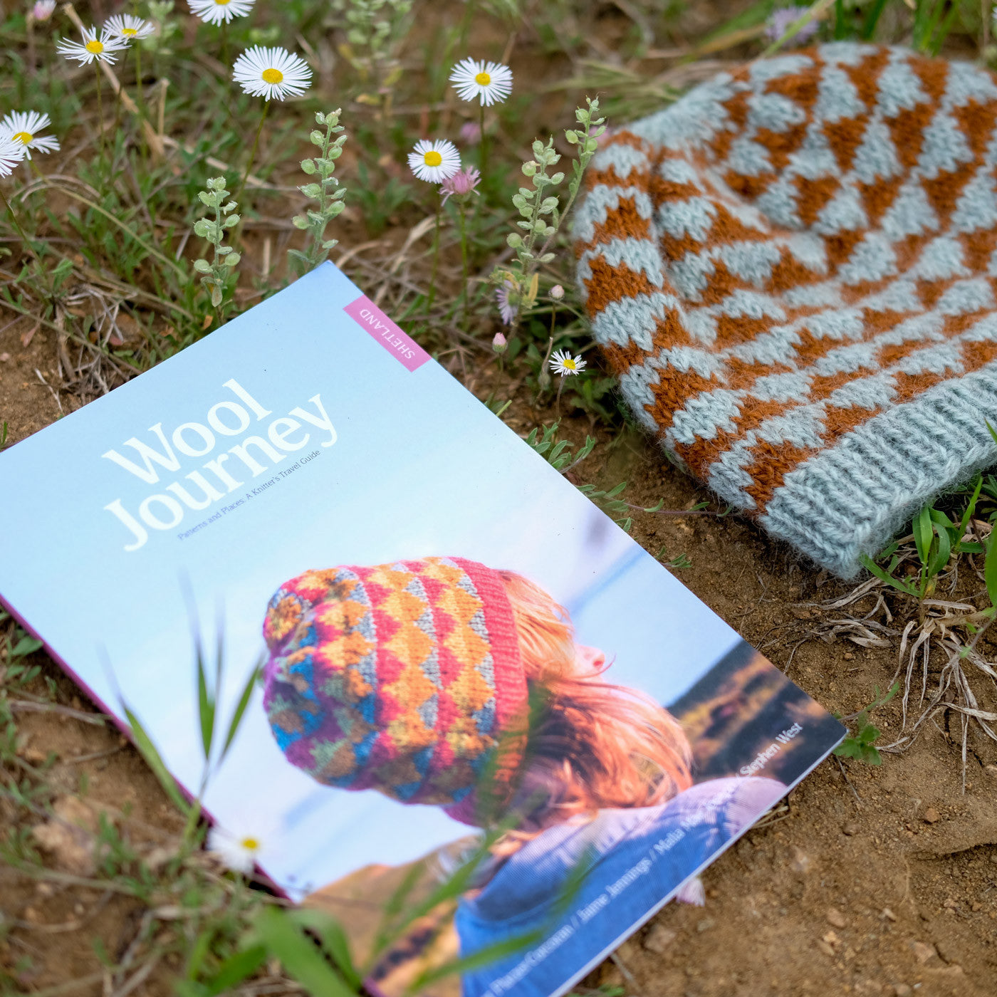 Wool Journey: Shetland book