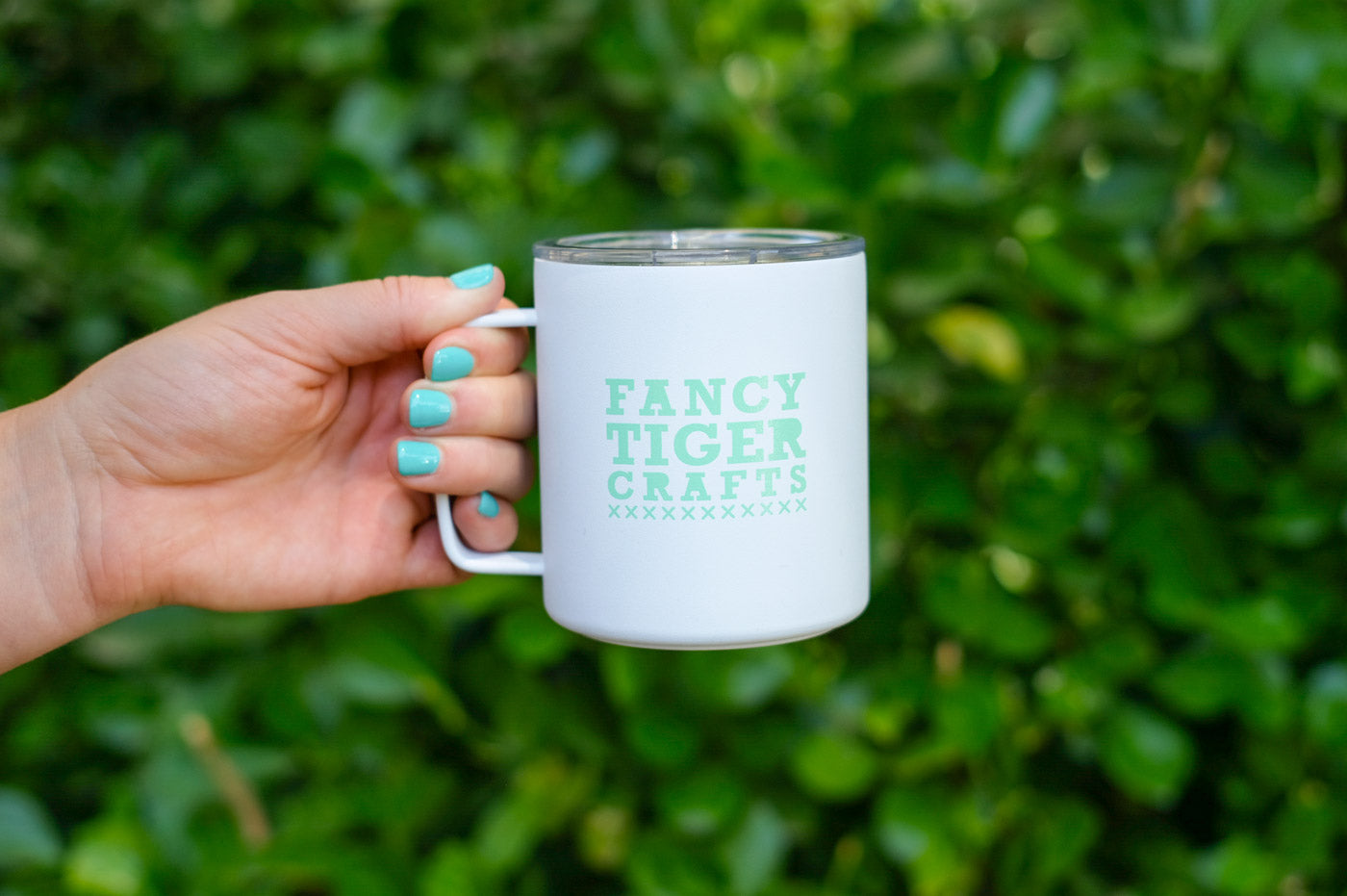 Fancy Tiger Miir Mug