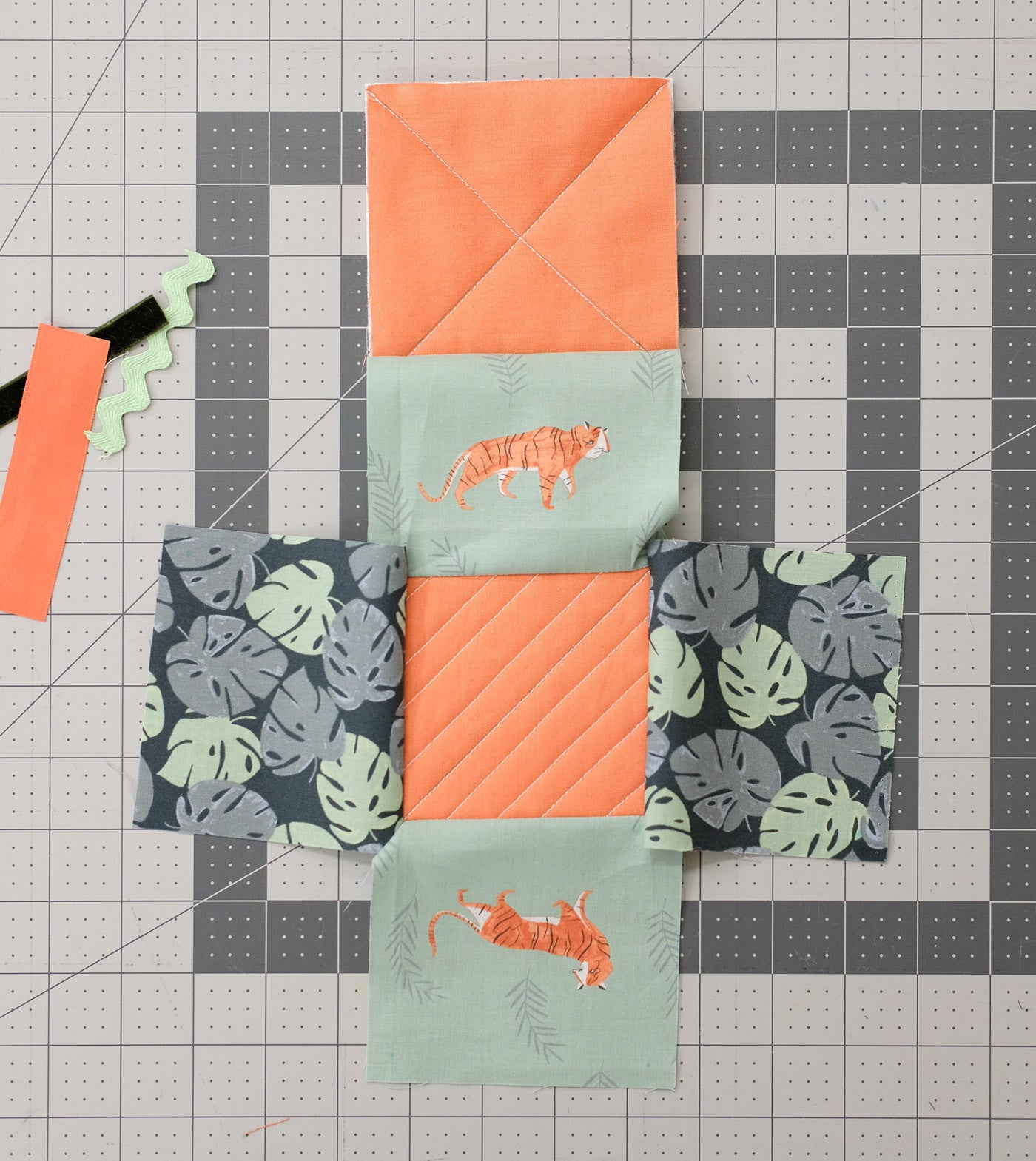 Fancy Baby Blocks Steps 10