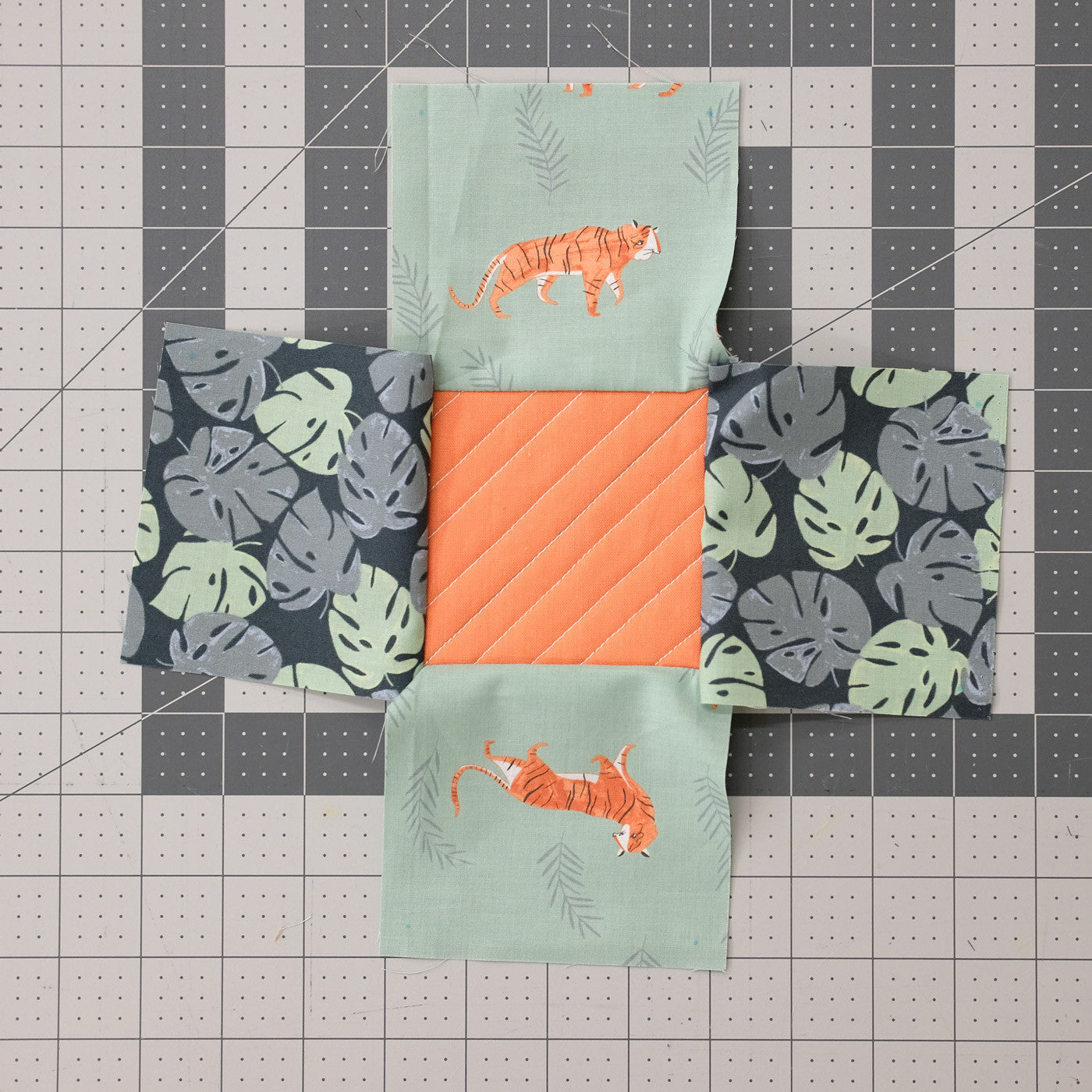 Fancy Baby Blocks Steps 9
