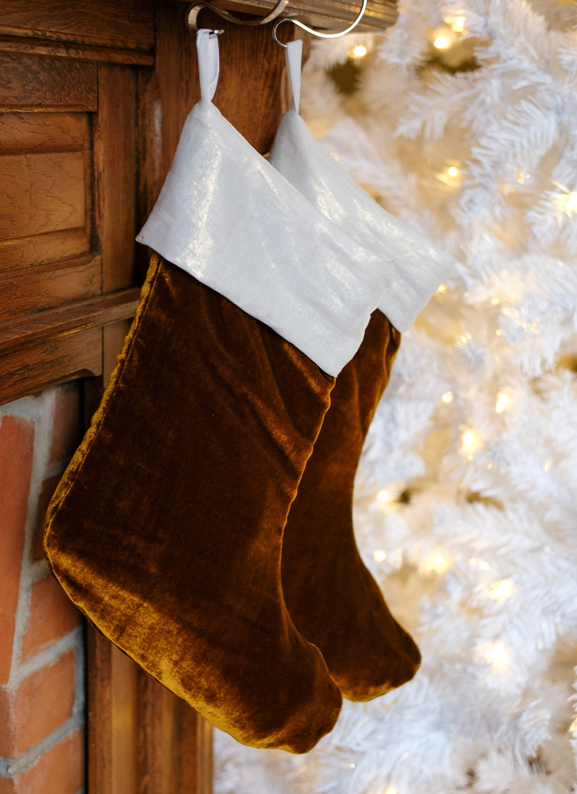 Fancy Holiday Stocking